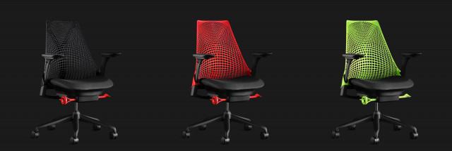 허먼밀러, 인체공학 디자인 게이밍 의자 '세일' 20일 국내 출시