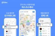 케어랩스 굿닥 마스크알리미앱, 정식 서비스 출시 전부터 앱스토어 1위·안드로이드 2위 기록… 일일 트래픽 100만건 돌파