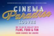 헬리녹스, Cinema Paradiso Louvre에 공식 제품 지원