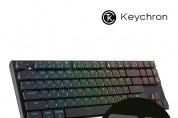 키크론 K1, 애플 공식 스토어 프리스비 공식 입점