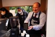 주한영국대사관, 그린 캠페인 제로 플라스틱 커피 이벤트 진행