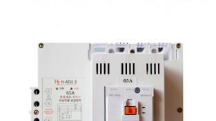 H-ADU 3 화재 초기 상용전원 유지상태 또는 정전 시 세대 비상 전원공급장치