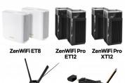에이수스, 완벽한 WiFi 6E 및 다양한 WiFi 6 네트워킹 제품군 선봬